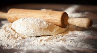 Виды муки для приготовления кулинарных изделий