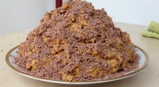 Торт «Муравейник» со сгущенкой