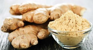 Ginger is a storehouse of vitamins