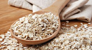How to care for the face with oatmeal