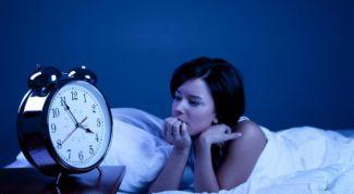 Бессонные ночи: как перехитрить организм
