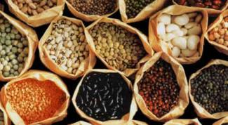 Использование бобовых растений в кулинарии