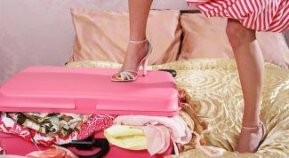 How to pack a suitcase at sea