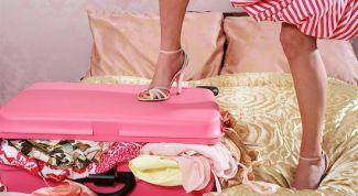 Как собрать чемодан на море