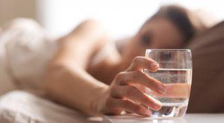 10 признаков, что вы пьете недостаточно воды