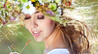 Useful herbs for hair