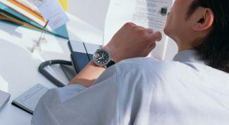 Как использовать часы с логотипом компании