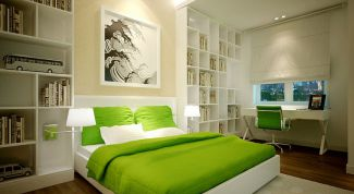 Bedroom decoration according to Feng Shui