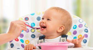 Когда начать прикармливать ребенка