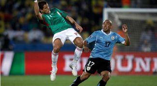 Копа Америка 2016: обзор матча Мексика - Уругвай