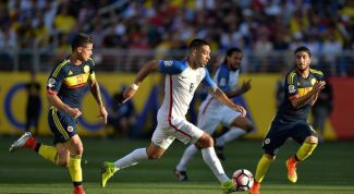 Копа Америка 2016: обзор матча США - Колумбия