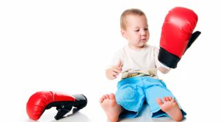 Baby types of aggression: the aggressor and the victim