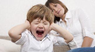 Причины плохого поведения ребенка в семье
