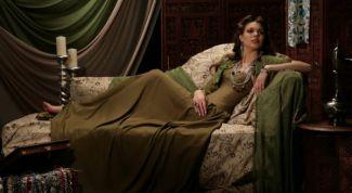 Турецкий стиль: флагман восточной моды