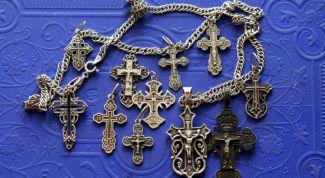 Можно ли православным покупать нательный крест в ювелирном магазине