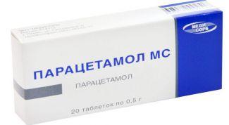 The paracetamol. Harm or benefit?