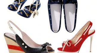 Выбираем женскую обувь правильно