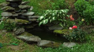 Miniature water reservoirs in your area