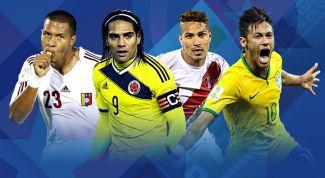 Копа Америка 2016: обзор встречи Эквадор - Перу
