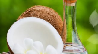 Coconut oil for body and face