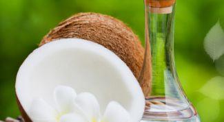 Кокосовое масло для тела и лица