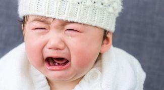 Детские слезы