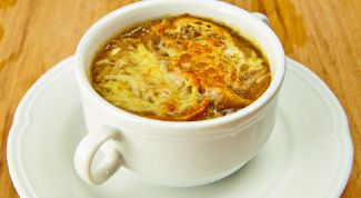 How to cook onion soup
