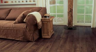 Laminate flooring — alternative flooring