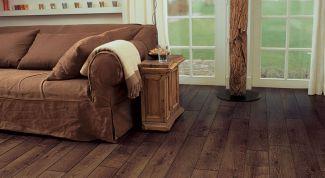Laminate flooring — alternative flooring