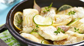 Как сделать запеченное филе рыбы по-гречески