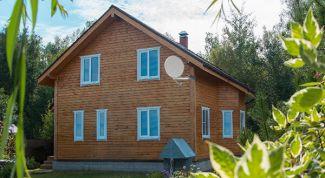 Спутниковый интернет – лучшее решение для загородного дома и дачи