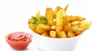 Как приготовить картофель фри самостоятельно без фритюрницы