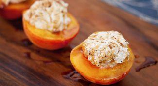 Как приготовить тоффи с персиками