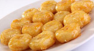 Медовые бананы