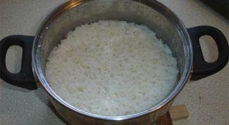 Что нужно знать о варке риса