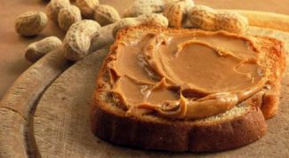 Орео и арахисовая паста
