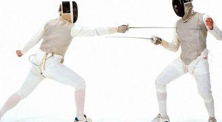 Понятие и виды фехтования