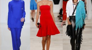 Модные цвета и оттенки в 2016 году