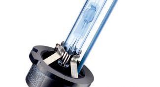 Необходимые сведения о ксеноновых лампах в фарах