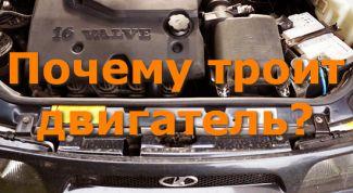 Троит двигатель — основные моменты решения проблемы