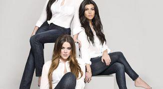 Хлоя Кардашьян запускает свою новую линию джинсов
