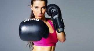 Кардиокикбоксинг — кикбоксинг, бокс, муай тай