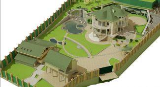 Дизайнерское оформление загородного дома