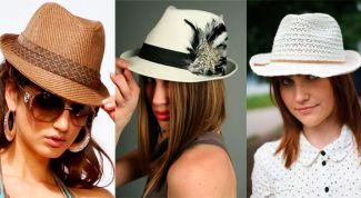 Подбираем шляпу по типу лица
