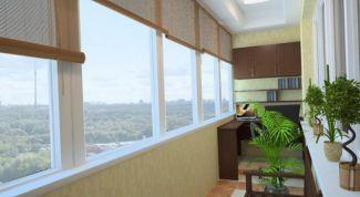 Как правильно и функционально обустроить балкон