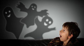 Возрастная динамика страхов