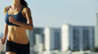 Бег для эффективного похудения