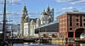 Интересные города Великобритании: Ливерпуль
