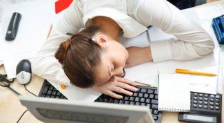 Как избавиться от усталости после тяжелого дня