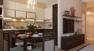 Правила выбора кухонного интерьера